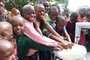 The Water Project: Lungi, Yaliba Village -  Kids Celebrate