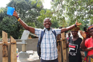 The Water Project: Lungi, Yaliba Village -  Sorie M Kamara