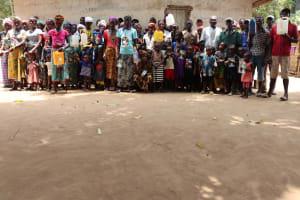The Water Project: Lungi, Yaliba Village -  Training Participants