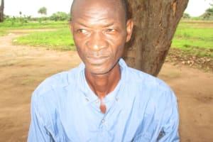 The Water Project: Lungi, Komkanda Memorial Secondary School -  Principal Abdul Koroma