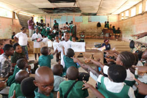 The Water Project:  Students Participating In Lessons