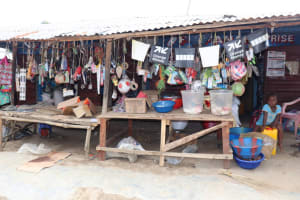 The Water Project: Sulaiman Memorial Academy Jr. Secondary School -  Market