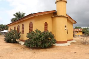 The Water Project: Sulaiman Memorial Academy Jr. Secondary School -  Mosque