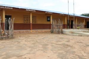 The Water Project: Sulaiman Memorial Academy Jr. Secondary School -  School Building