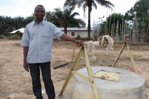 The Water Project: Sulaiman Memorial Academy Jr. Secondary School -  School Main Well