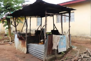 The Water Project: Lungi, Thomossoh, #24 Thullah Street -  Kitchen