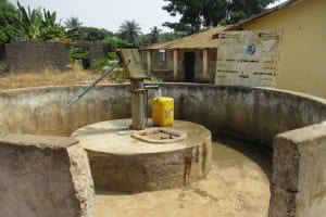 The Water Project: Lungi, Mahera, #5 MacAuley Street -  Alternate Water Source