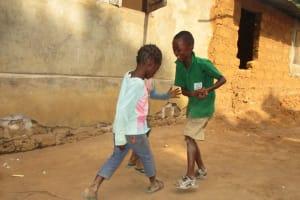 The Water Project: Lungi, Mahera, #5 MacAuley Street -  Kids Playing