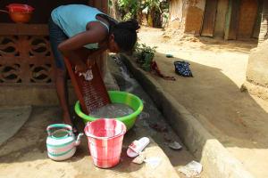 The Water Project: Lungi, Mahera, #5 MacAuley Street -  Lady Laundering
