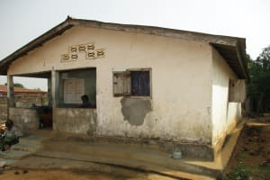 The Water Project: Lungi, International High School For Science & Technology -  Community Household