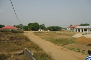 The Water Project: Lungi, International High School For Science & Technology -  School Landscapee