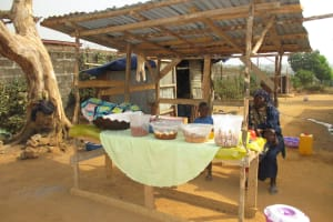 The Water Project: Lungi, International High School For Science & Technology -  School Market Place