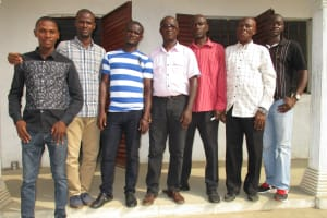 The Water Project: Lungi, International High School For Science & Technology -  School Staff