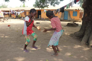 The Water Project: Lungi, Kingsway, 139 Kingsway Quarter -  Kids Playing Local Game _nortie_