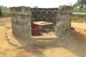 The Water Project: Lungi, Tardi, Khodeza Community School -  Alternate Water Source