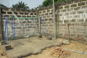 The Water Project: Lungi, Tardi, Khodeza Community School -  School Playing Ground For Kids