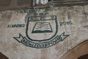 The Water Project: Lungi, Tardi, Khodeza Community School -  School Signboard