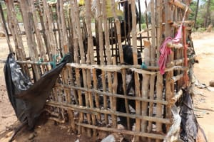 The Water Project: Kamasondo, Borope Village School -  Animal House