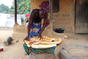 The Water Project: Kamasondo, Borope Village School -  Bread