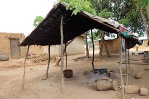 The Water Project: Kamasondo, Borope Village School -  Kitchen