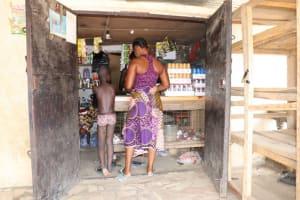 The Water Project: Kamasondo, Borope Village School -  Place For Petty Trading