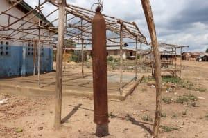 The Water Project: Kamasondo, Borope Village School -  School Bell