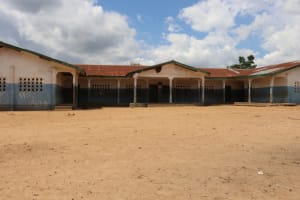 The Water Project: Kamasondo, Borope Village School -  School Building