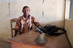The Water Project: Kamasondo, Borope Village School -  School Head Teacher