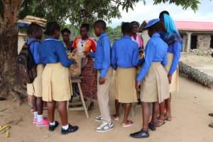 The Water Project: Kamasondo, Borope Village School -  School Market Place
