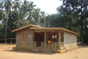 The Water Project: Lokomasama, Gbonkogbonko Village -  Household