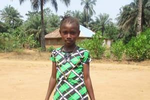 The Water Project: Lokomasama, Gbonkogbonko Village -  Memunatu Kamara