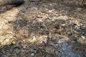 The Water Project: Lokomsama, Lumpa Wallah Village -  Garbage