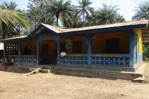 The Water Project: Lokomsama, Lumpa Wallah Village -  Household