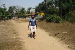 The Water Project: Lokomsama, Lumpa Wallah Village -  Landscape
