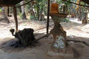 The Water Project: Lokomsama, Lumpa Wallah Village -  Ricemeel Machine