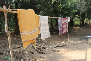 The Water Project: Lokomasama, Modia Dee -  Clothes Line