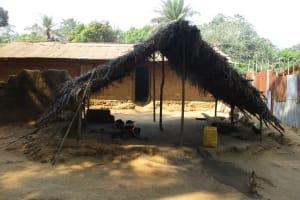 The Water Project: Lokomasama, Modia Dee -  Kitchen