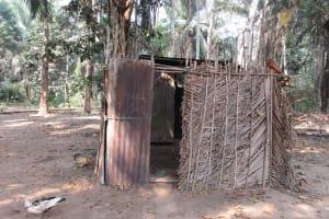 The Water Project: Lokomasama, Modia Dee -  Latrine