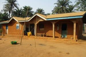 The Water Project: Lokomasama, Rotain Village -  Household