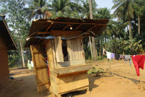 The Water Project: Lokomasama, Rotain Village -  Tele Center To Recharge Phones Batteries