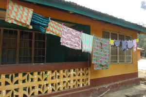 The Water Project: Lokomasama, Satamodia Village -  Clothes Line