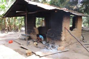 The Water Project: Lokomasama, Satamodia Village -  Kitchen