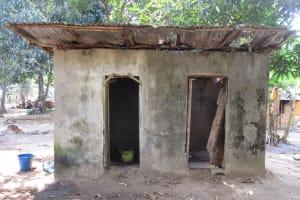 The Water Project: Lokomasama, Satamodia Village -  Latrine
