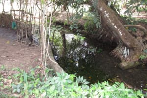 The Water Project: Polloth Village, Kroo Town Area -  Alternate Water Source