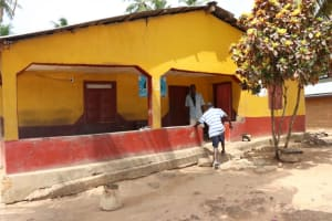 The Water Project: Polloth Village, Kroo Town Area -  Household