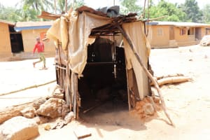 The Water Project: Polloth Village, Kroo Town Area -  Kitchen