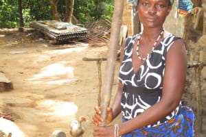 The Water Project: Polloth Village, Kroo Town Area -  Sentho Bangura