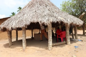 The Water Project: Polloth Village, Kroo Town Area -  Village Hut
