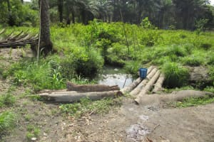 The Water Project: Polloth Village, Loco Area -  Alternate Water Source