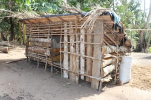 The Water Project: Polloth Village, Loco Area -  Animal House